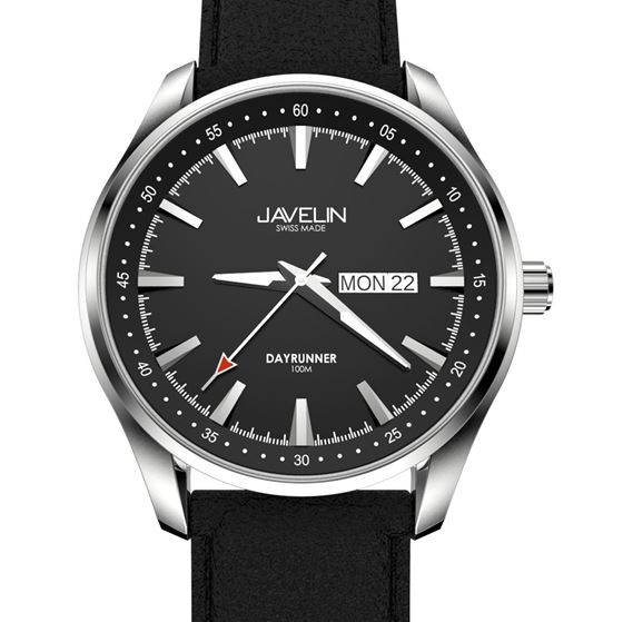 Picture of Javelin DayRunner Black Classic